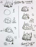 Pad's 8-step Therian Paw Tut by Lady-Dracoleo101