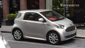 2013 Aston Martin Cygnet by The-Transport-Guild