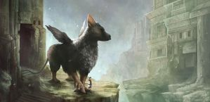 The Last Guardian by EternaLegend