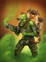 Goblin Entry. by Maarchal
