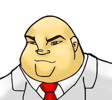 Kingpin by FantasticSpiderMan