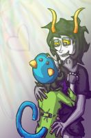 Teapots and Rainbows by HarvesterOfHearts