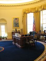 Free Oval Office Stock 2 by tursiart