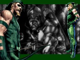 CFJ Green Arrow WP 2 by Superman8193