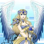 Gabrielle Wordpress Angel CO by OtakuEC