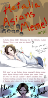 Hetalia Asian Meme by azure-meipo