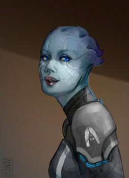Asari Alliance by Jkz