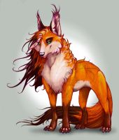 Foxy Fox by opticalxarsenal