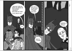 Batcave Stories 6 by Kittyotic