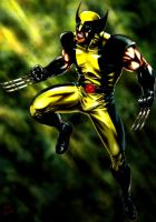 Wolverine - always ready by Robert-Shane