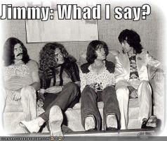 Oh Jimmy by PeaceLovePinkFloyd