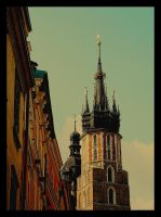 Cracow in my eyes by erlebnis