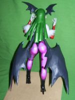 Morrigan Papercraft 6 by Neolxs