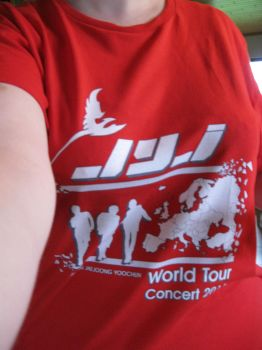 My JYJ Tshirt by Roetje
