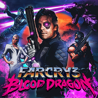 Far Cry 3 Blood Dragon v2 by HarryBana