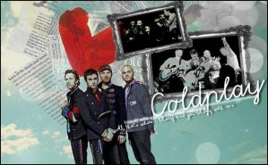 I love Coldplay by Fleur-Vent