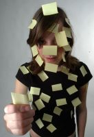 Post-it. by mloes