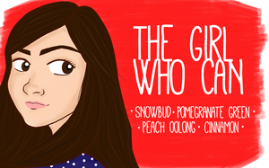 The Girl Who Can - Oswin Tea by geek-i-licious