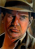 Indy Sketch Card 3 by RandySiplon