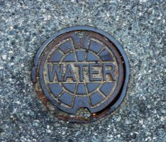 Water Grate by Delia-Stock