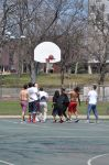 Shooting Hoops by Brittanykald
