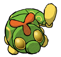 Caterpie WWS by the19thGinny