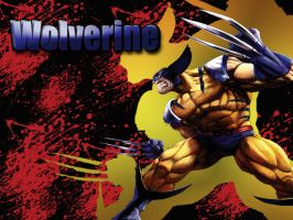 Wolverine by kyo4455