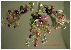 DELICACY Jewelry Sets by CAMELIAMANUELA