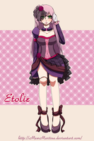 Etolie by MewMartina