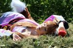 sleeping in the warm sunlight by Natsumi-angel