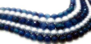the Blue by motemanikabeads