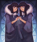 Eska and Desna by Andoryuu-kun