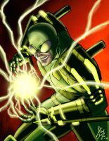 Volt-Man by imagesbyalex