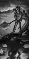 Mie Greyscale by AllisonTyree