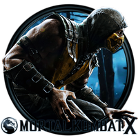 Mortal Kombat X Dock Icon by OutlawNinja