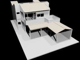 House render 01 by ThieresCAD