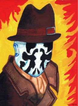 Brilliance of Rorschach by Why-So-Seriouss