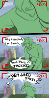 :MB: HEY IM CHRIS AND THIS IS JACKASS by Wynt