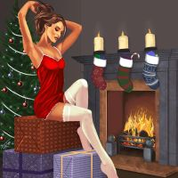 Happy Christmas! 2014 by Jats