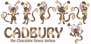 Cadbury ref sheet by ShoJoJim