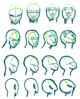 face angles guide by THEAltimate