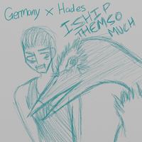 Germany x Hades by FoodStamps1