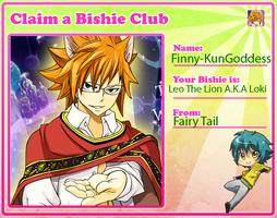 Claim a Bishie Card by Finny-KunGoddess
