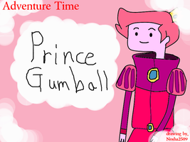 Adventure time P.G Practice drawing 2 by Nosha2509