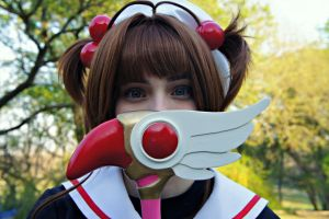 Staff of Clow by DascocoCosplay