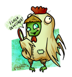 Craig in Chicky Licky Couture by enigmatia