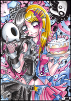 Cake Or Death by Sakukko