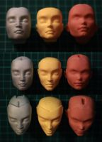 MH: molds-GHD-02 by ArgentumFool