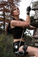 Lara Croft - Tomb Raider Underworld by Misstyque