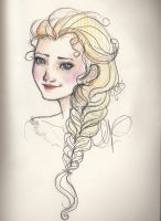Elsa by YellowPills